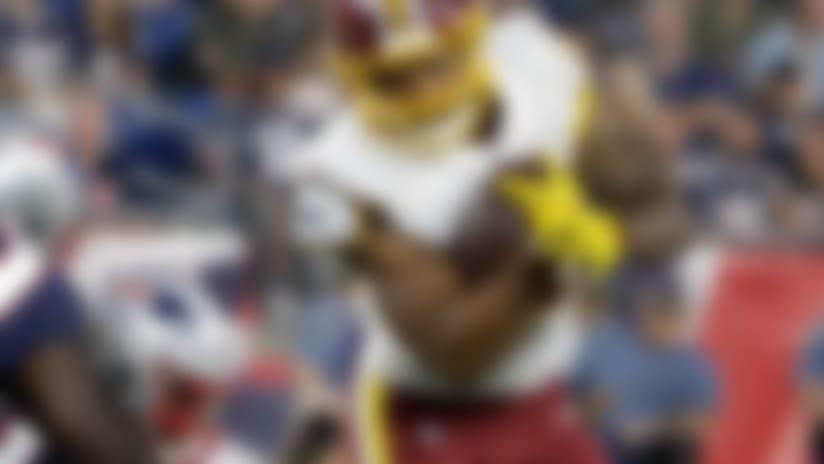 Injury roundup: Redskins' Derrius Guice to undergo MRI