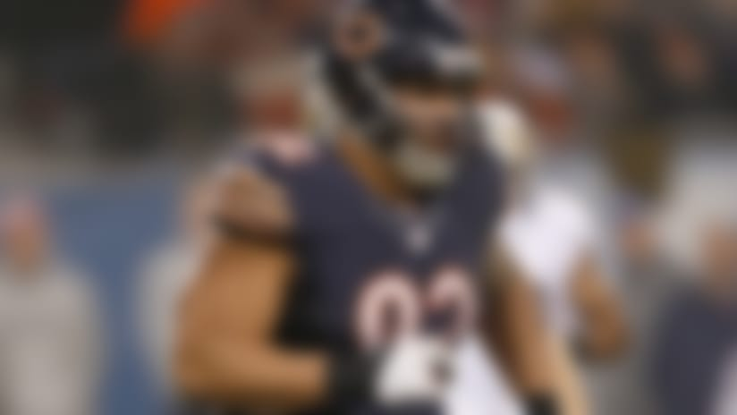 Stephen Paea says he's headed for Redskins
