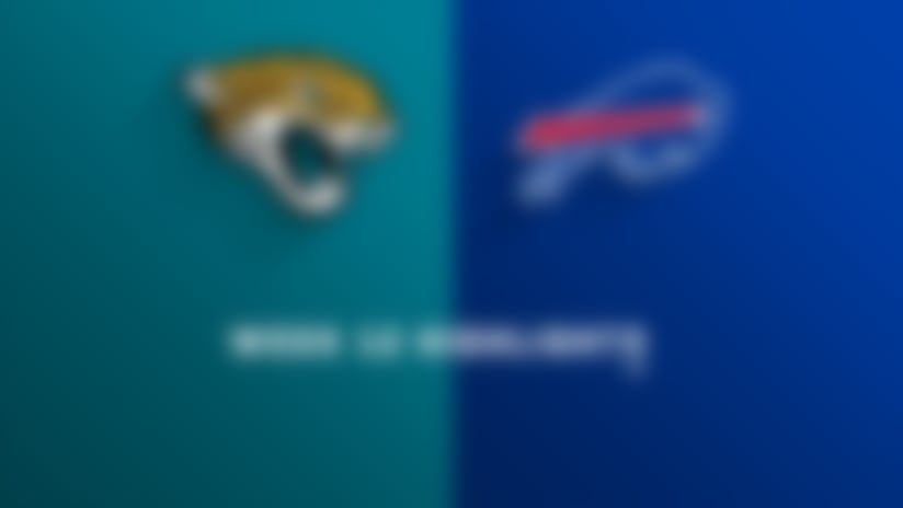 Jaguars vs. Bills highlights | Week 12