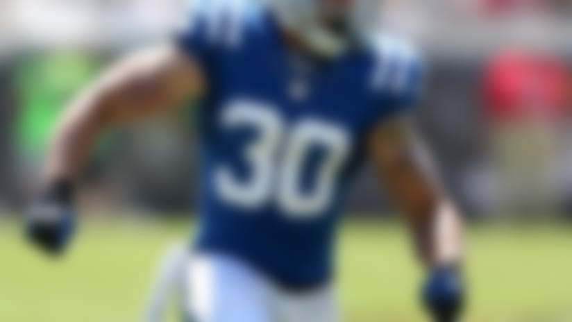 LaRon Landry suspended four games for PED violation
