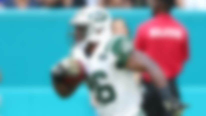 Jets waive running back C.J. Spiller