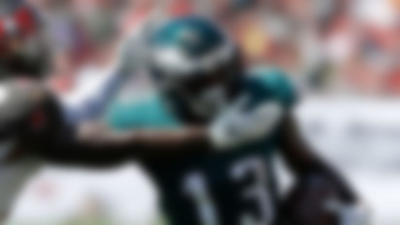 Fix My Flex: Taking fantasy flight with Nelson Agholor