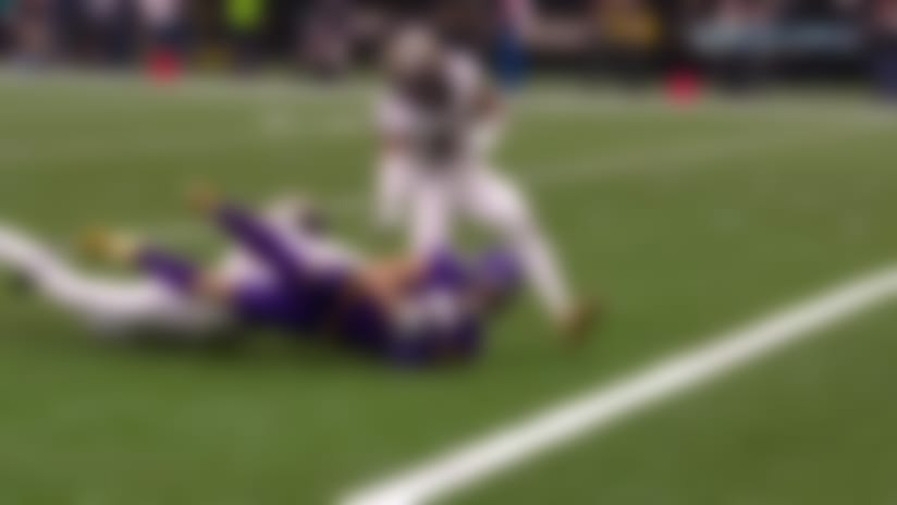Can't-Miss Play: Captain Kirk uncorks 43-yard DIME to Adam Thielen