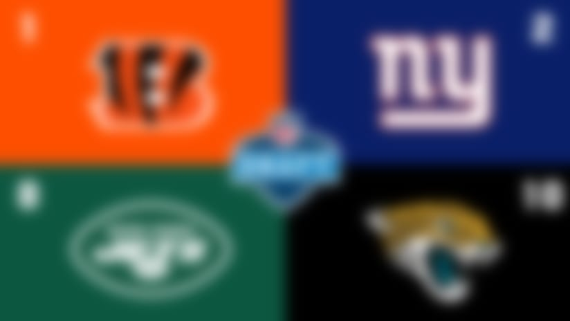 2020 NFL Draft order: Race for No. 1 overall pick tightens