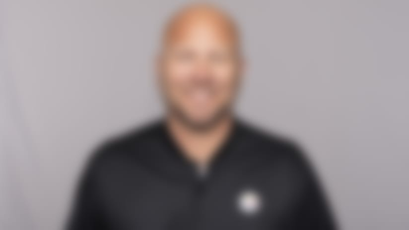 This is a 2020 photo of Matt Canada of the Pittsburgh Steelers NFL football team. This image reflects the Pittsburgh Steelers active roster as of Thursday, Jan. 30, 2020 when this image was taken. (AP Photo)