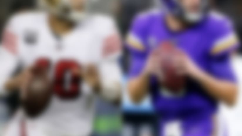 Vikings-49ers: NFC Divisional Round preview