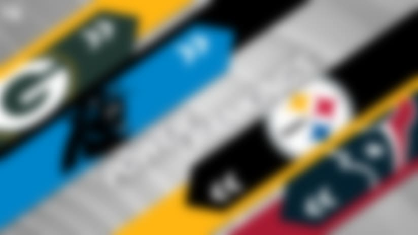 A graphic image of Week 2 Power Rankings, including the Packers