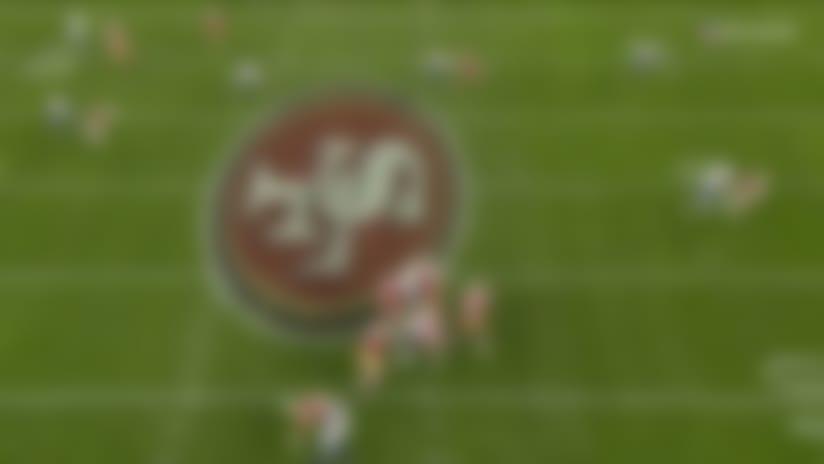 Morgan Fox hammers Jimmy G on thunderous third-down sack