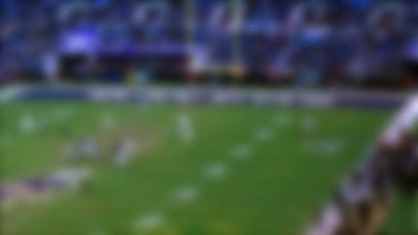 See Baltimore Ravens wide receiver Michael Crabtree break free for the 31-yard TD in 360 degrees | True View