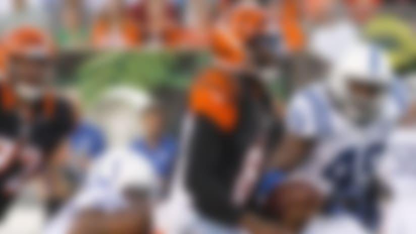 Cincinnati Bengals top Indianapolis Colts behind Andy Dalton, Josh Johnson
