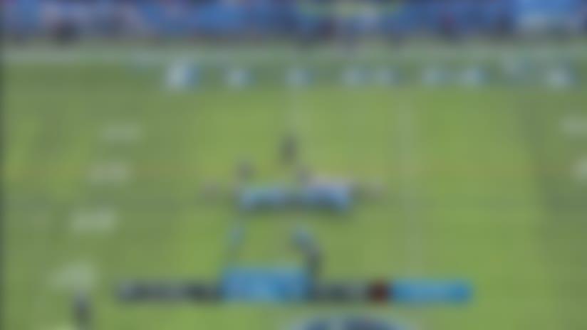 Texans block Ryan Succop's 45-yard field goal attempt