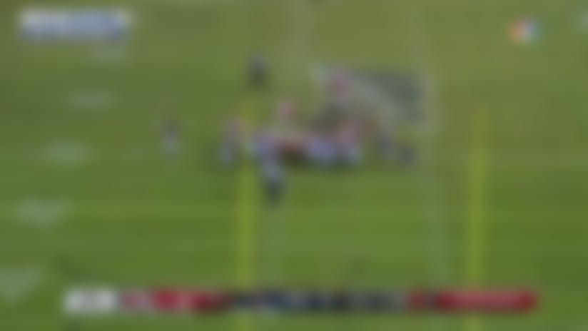 Harrison Butker drills 56-yard FG