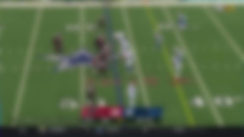 Matt Ryan gets team in FG range with 24-yard throw
