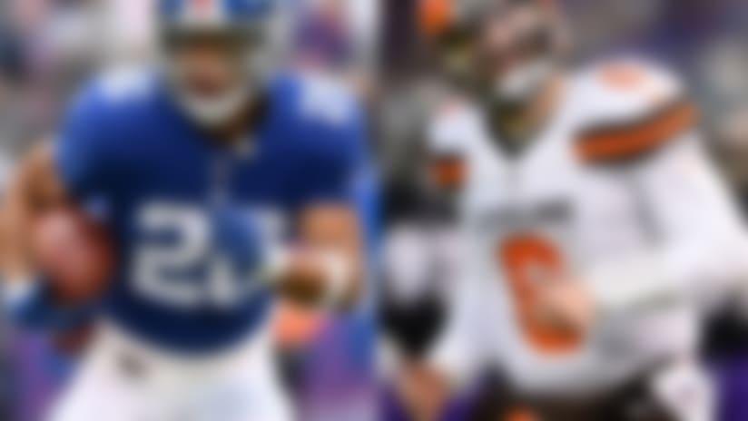 Top 25 NFL rookies of 2018: Saquon Barkley leads final rankings