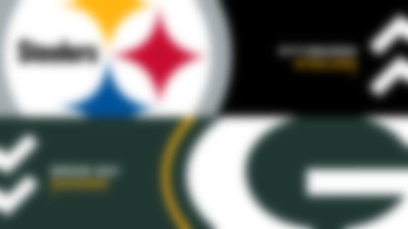 Pittsburgh Steelers, Green Bay Packers