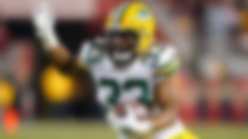 Green Bay Packers running back Aaron Jones highlights   2019 season