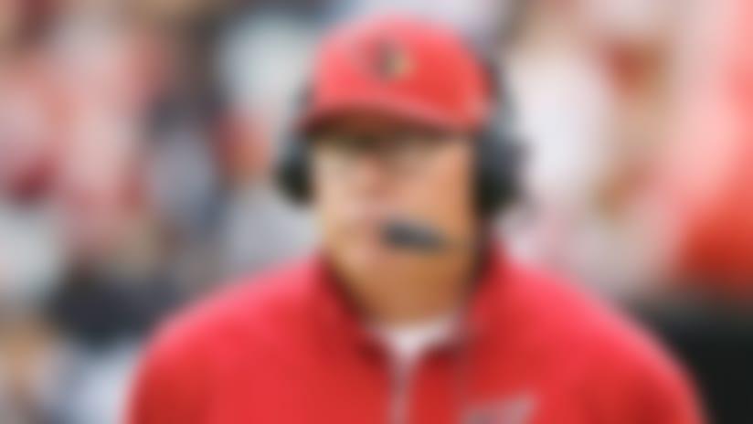 Arizona Cardinals' Bruce Arians knows stress of NFL head coach