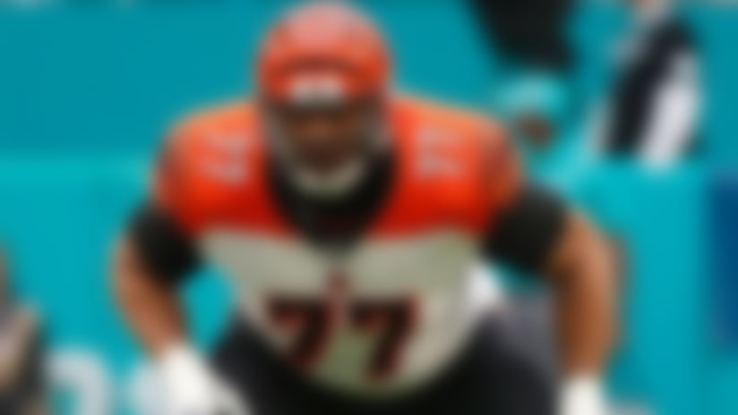 Bengals cut tackle Cordy Glenn after two seasons
