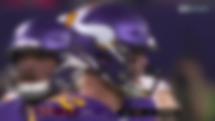 Redskins vs. Vikings highlights | Week 8