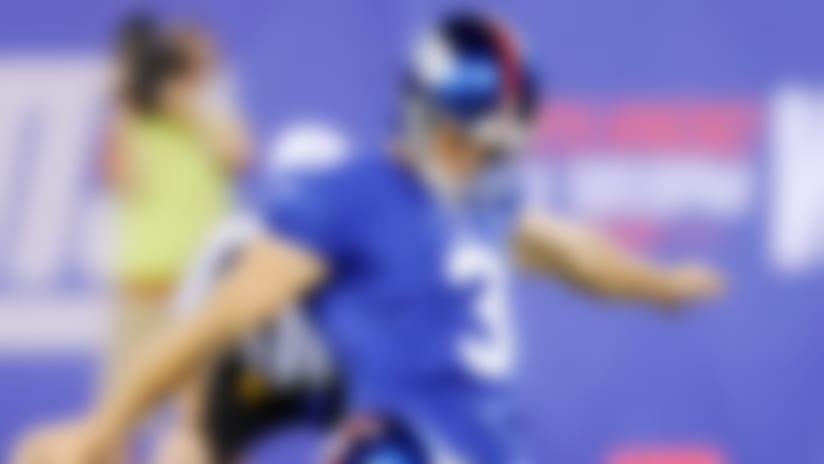 Josh Brown, Giants finish preseason undefeated