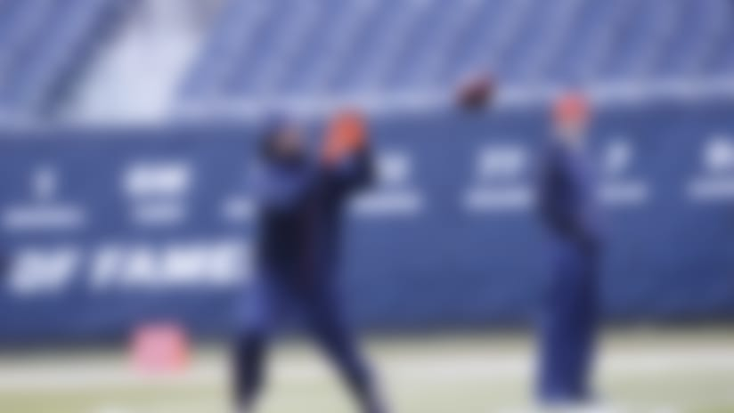 Kevin White expected to be full-go for Bears workouts