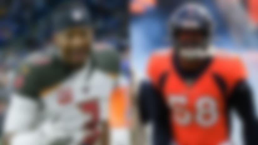 NFL playoffs fever dream: BERSERKER bid for each conference!
