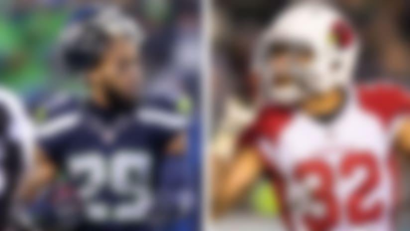 NFL Summer Games, safety: Tyrann Mathieu over Earl Thomas