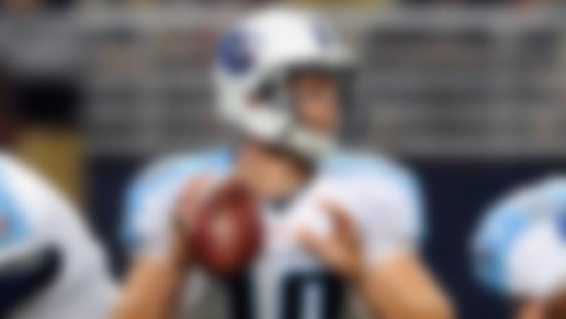 Jake Locker's Tennessee Titans career at make-or-break point