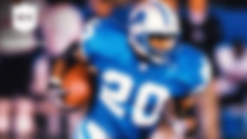 Barry Sanders career highlights | NFL Legends