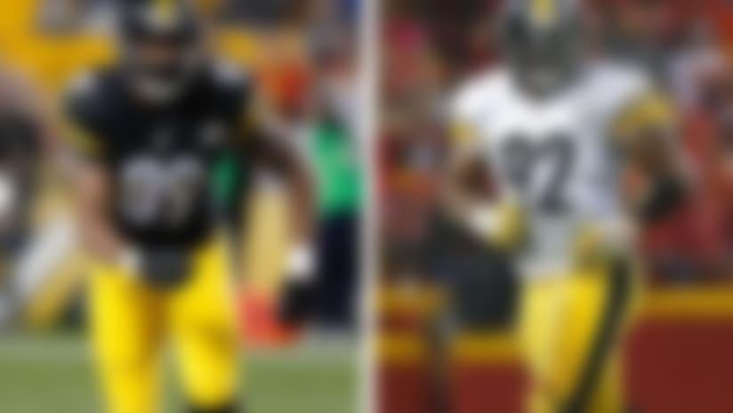 Injuries: Ladarius Green, Harrison didn't practice