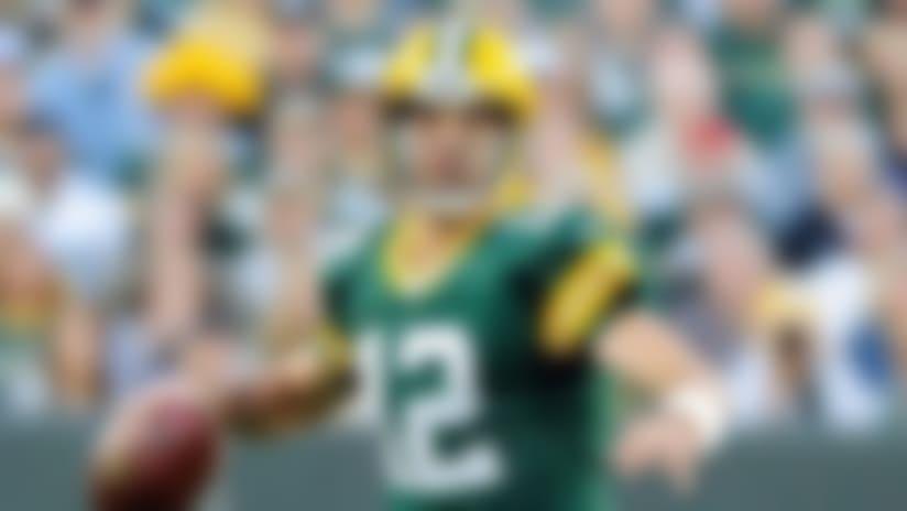 NFL fantasy football: Consider trading Aaron Rodgers