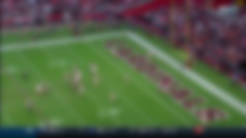 Revenge TD in Arizona! Ricky Seals-Jones burns former squad for score