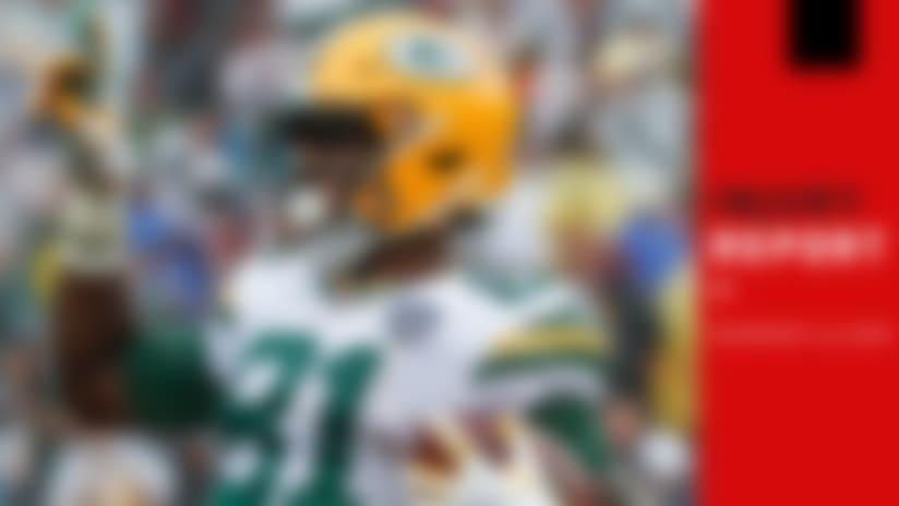 Injury roundup: Packers place Geronimo Allison on IR