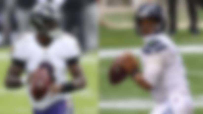 Lamar Jackson, Russell Wilson among Week 1 Players of the Week
