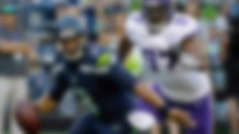 Pete Carroll on sacks: 'We need to get the ball out'