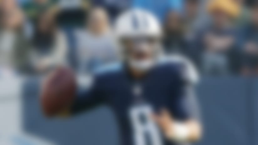 Magnificent Mariota shines as Titans pound Packers