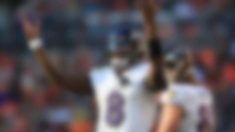 NFL stats and records: Lamar Jackson bolsters MVP resume