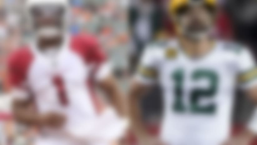 NFC burning questions: Cardinals come-up? Packers set at WR?