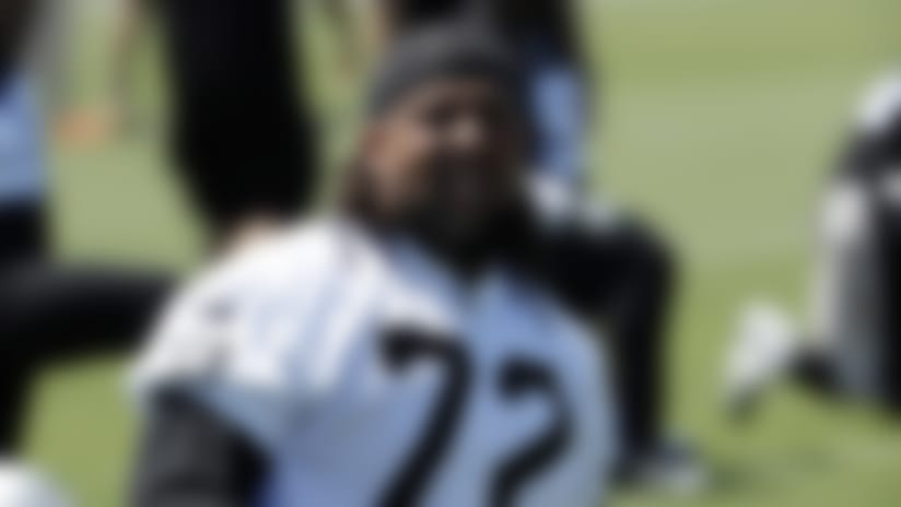 Donald Penn holdout helping Raiders develop depth?