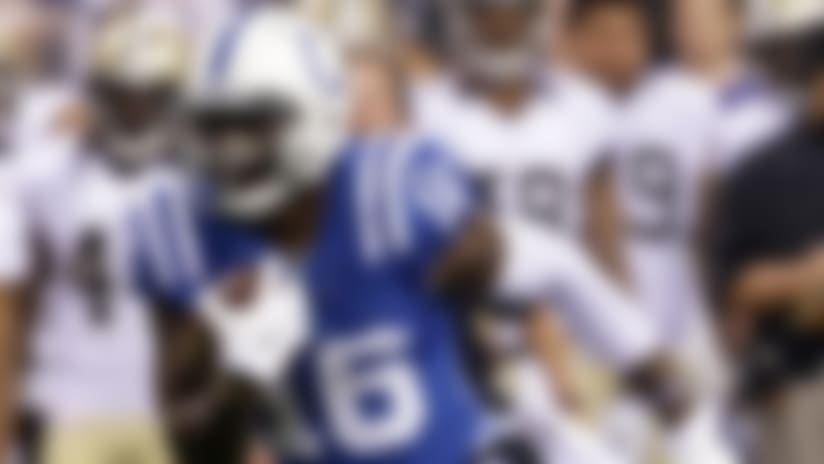 Indianapolis Colts release WR Da'Rick Rogers