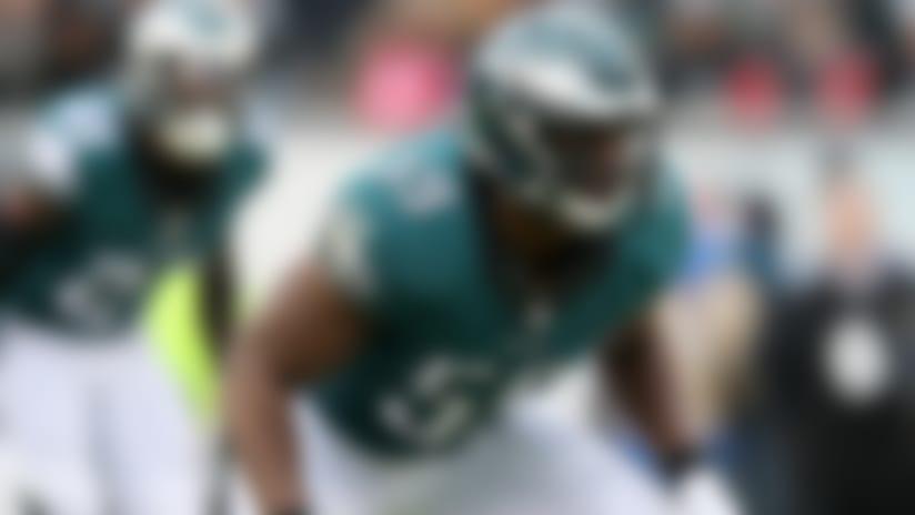 Philadelphia Eagles cut veteran LB DeMeco Ryans