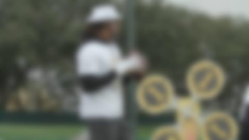 Davante Adams slings DEEP passes   2020 Pro Bowl Skills Showdown