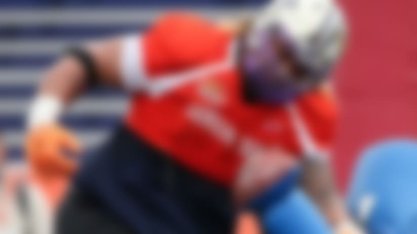 Washington's Danny Shelton among 10 Senior Bowl standouts