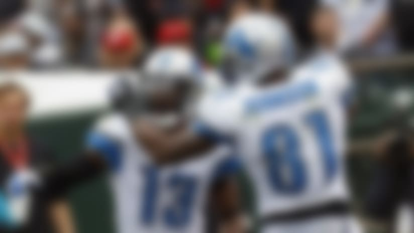 Detroit Lions in the market for a wide receiver -- again