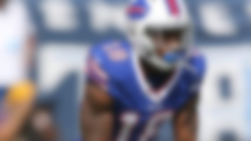 Percy Harvin met with Bills about hip, wants to play