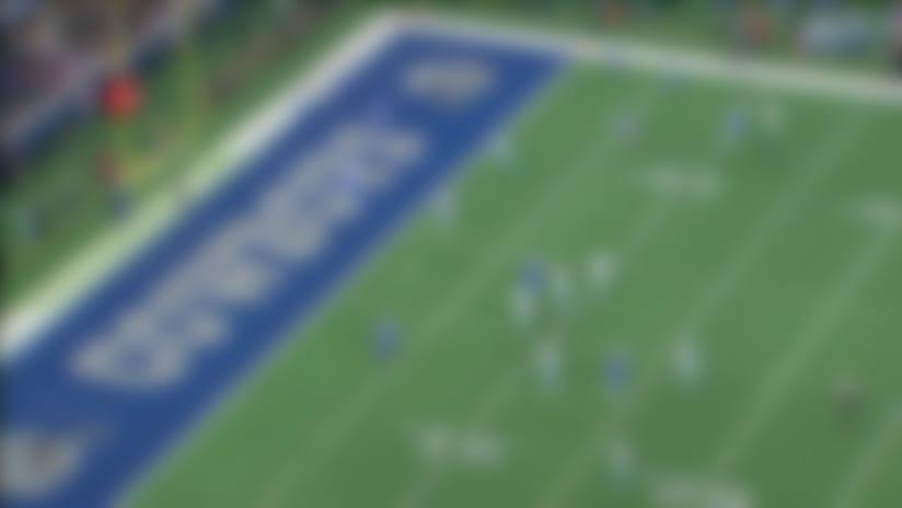Tony Romo breaks down Jason Witten's opening-drive TD