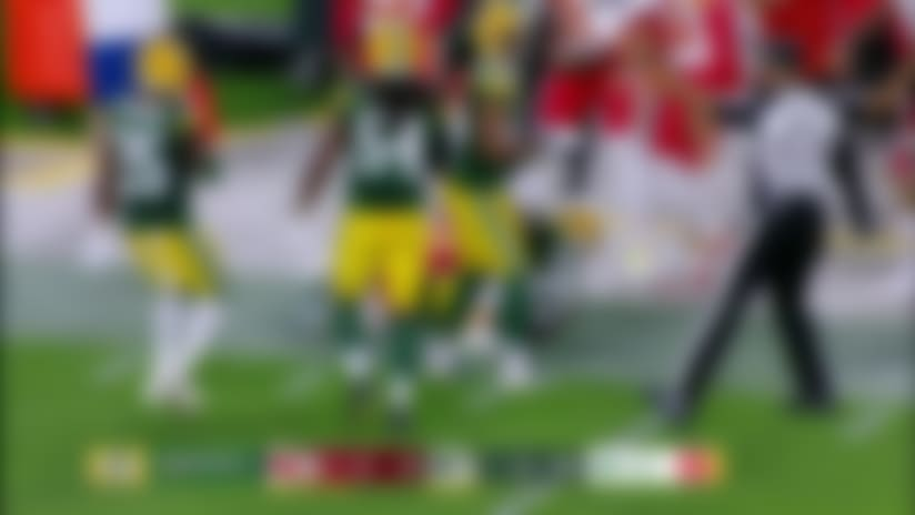 Can't-Miss Play: Chiefs TE completely MOSSES Packers defender on this catch