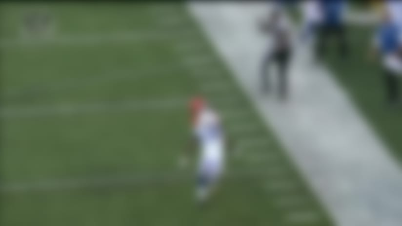 Jake Dolegala floats 39-yard dime to Cody Core
