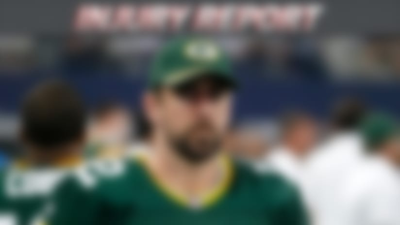 Injuries: Aaron Rodgers waiting for medical clearance