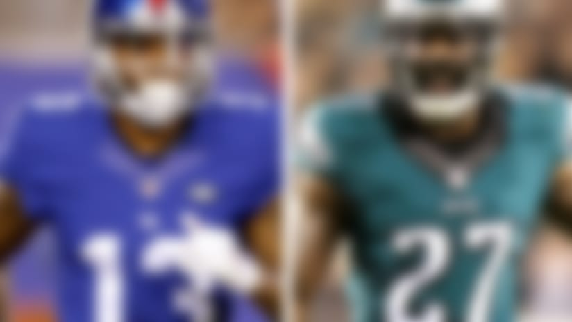 What to watch for in Giants-Eagles on 'MNF'